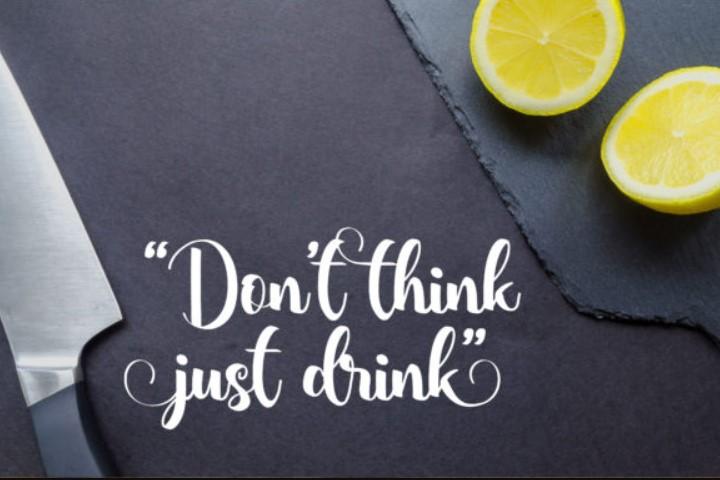 sweet lemonade font